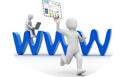 Sitios web, páginas web, portales, comercio electrónico.